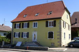 Annonce vente Appartement avec terrasse folgensbourg