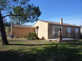 Annonce vente Maison avec garage robiac-rochessadoule