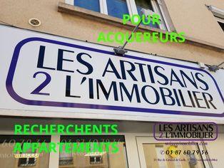 Annonce vente Appartement montigny-lès-metz