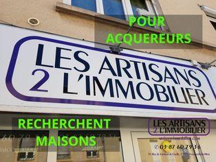 Annonce vente Maison metz