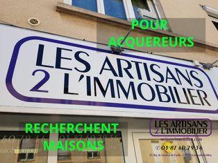 Annonce vente Maison rozérieulles
