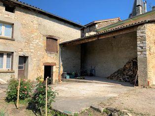 Annonce vente Maison avec garage revonnas