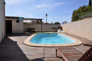 Annonce vente Maison avec piscine bizanet