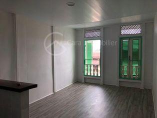 Annonce location Appartement avec buanderie cayenne