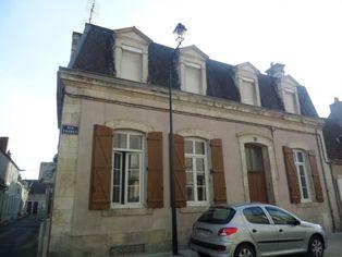 Annonce vente Maison avec cave saint-amand-montrond