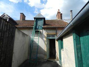Annonce vente Maison avec grenier charenton-du-cher