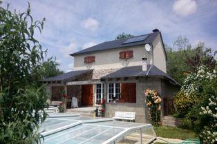 Annonce vente Maison avec terrasse meljac