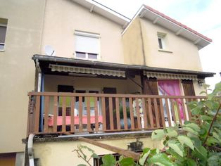 Annonce vente Maison avec garage cransac