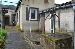 Annonce vente Maison de plain-pied blaye-les-mines