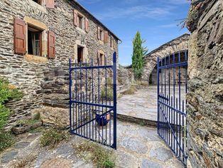 Annonce vente Maison avec grange quézac