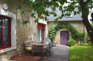 Annonce vente Maison avec terrasse conlie