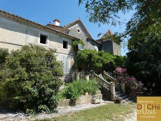 Annonce vente Maison avec terrasse goudargues