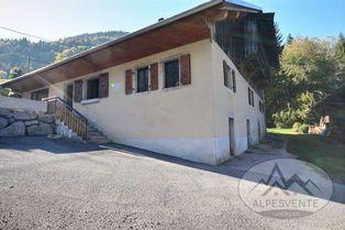 Annonce vente Maison avec terrasse seytroux