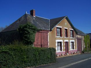 Annonce vente Maison avec garage sazeray