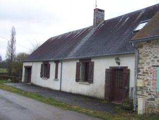 Annonce vente Maison avec garage saint-benoît-du-sault