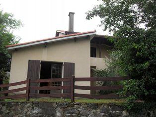 Annonce vente Maison avec cheminée boisse-penchot
