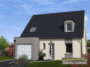 Annonce vente Maison avec garage guécélard