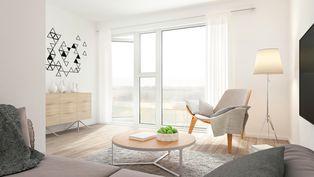 Annonce vente Appartement avec terrasse chaponost