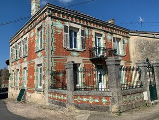 Annonce vente Maison avec terrasse ancerville