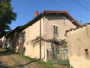 Annonce vente Maison avec grange vernet-la-varenne