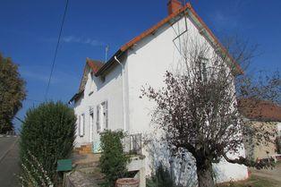 Annonce vente Maison avec garage génelard