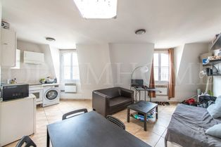 Annonce vente Appartement avec cuisine ouverte paris 9eme arrondissement