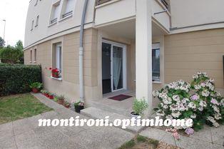 Annonce vente Appartement avec jardin othis