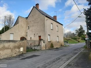 Annonce vente Maison avec garage sainte-maure-de-touraine