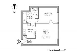 Annonce location Appartement avec parking Mantes-la-Jolie
