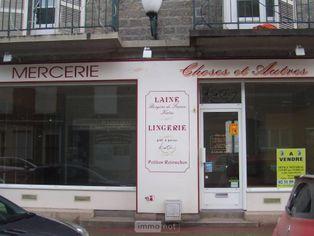 Annonce vente Local commercial condé-sur-noireau