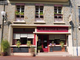 Annonce vente Local commercial avec cuisine équipée condé-sur-noireau