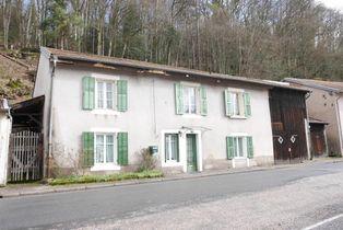 Annonce vente Maison val-et-châtillon