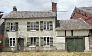 Annonce vente Maison avec grenier grandvilliers