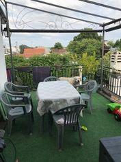Annonce vente Appartement avec terrasse bègles