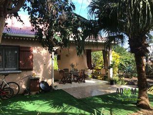 Annonce vente Maison avec jardin saint-louis