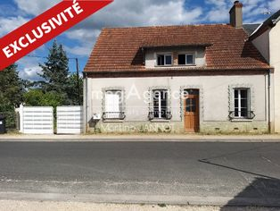 Annonce vente Maison avec garage lamotte-beuvron