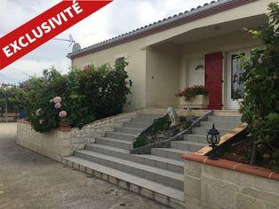 Annonce vente Maison au calme sainte-livrade-sur-lot