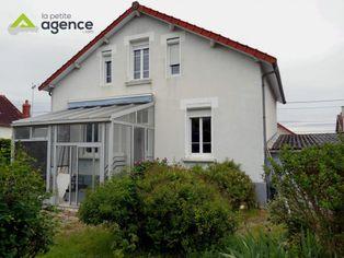 Annonce vente Maison avec garage nevers