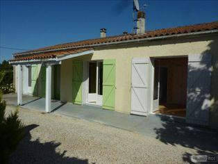 Annonce vente Maison avec garage jonzac