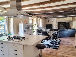 Annonce vente Maison avec bureau les portes du coglais