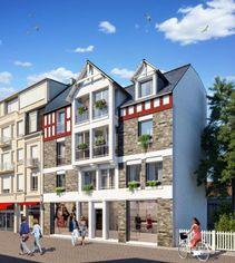 Annonce vente Appartement avec terrasse saint-cast-le-guildo