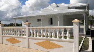Annonce vente Maison avec terrasse morne-à-l'eau