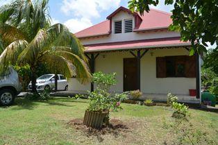 Annonce vente Maison avec terrasse vieux-fort
