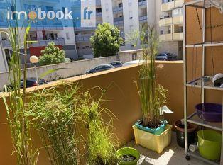 Annonce vente Appartement lumineux sète