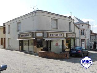 Annonce vente Local commercial saint-pierre-montlimart