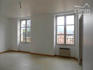 Annonce vente Appartement en bon état tullins