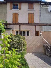 Annonce vente Maison avec terrasse tullins