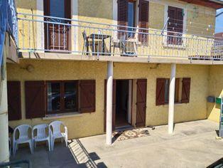 Annonce vente Appartement avec garage saint-clair-de-la-tour