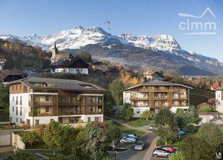 Annonce vente Appartement avec terrasse domancy
