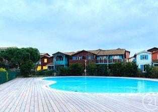 Annonce vente Appartement avec piscine le teich